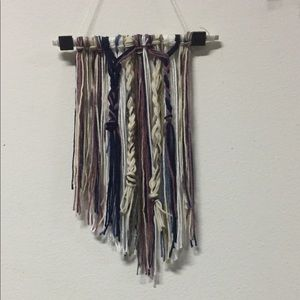 Other - Yarn Wall Hanging